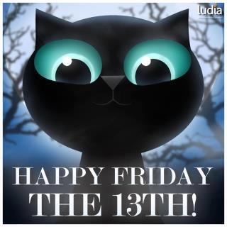 Happy Friday 13th Black Cat Newtribeznet Empowering You
