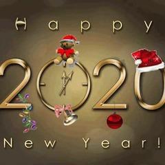 Happy 2020 Nww Year