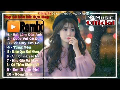 Việt Mix 2019 | Sai Lầm Của Anh Remix | Cô Thắm Không Về Remix - V Music Official