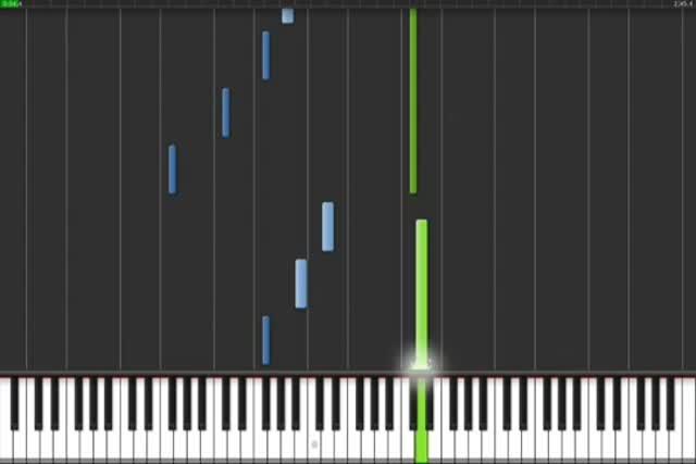 Canon in D   Piano Tutorial
