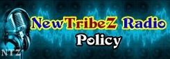 NewTribeZ Radio Poicy Banner